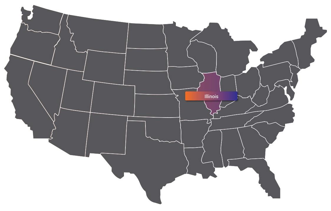 Штат Иллинойс