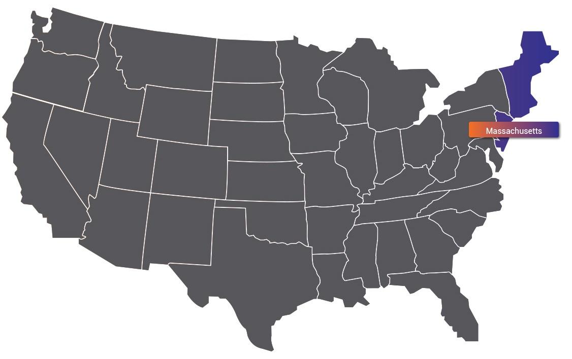 Штат Массачусетс