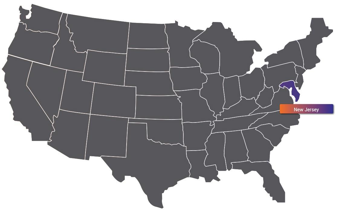 Штат Нью джерси