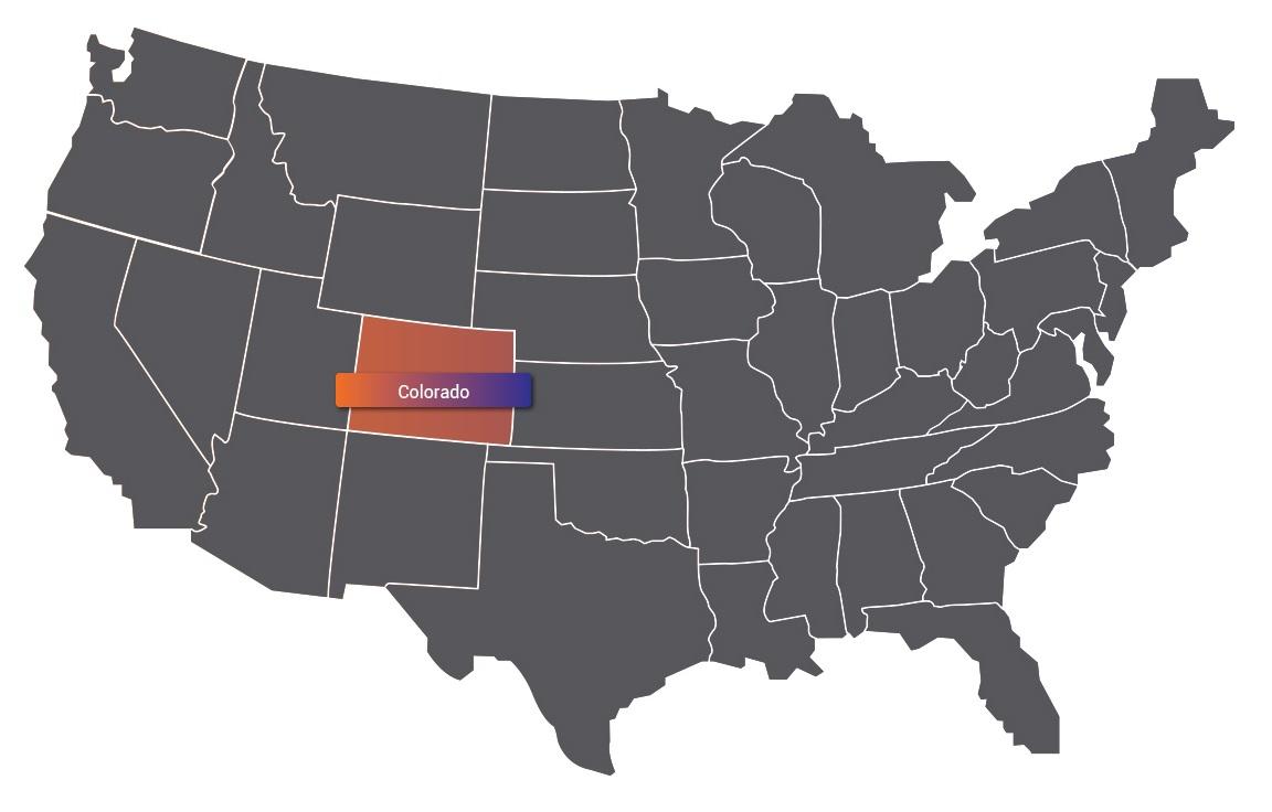 Штат Колорадо